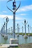 王功風力發電區